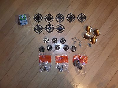 Vintage Amerock Drawer Pulls Knobs Door Knobs Lot
