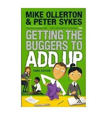 Getting the Buggers to Add Up by Ollerton, Mike ( Author ) ON Mar-08-2012, Paper