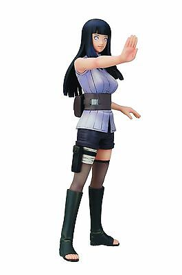 Banpresto Naruto Shippuden DXF Shinobi Relations SP Hinata Action Figure