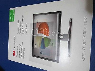 "3M LCD Monitor 19.5"" Widescreen Anti-Glare Filter AG19.5W9"