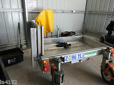 Trailer For Mobility Scooter