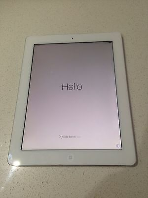 Apple iPad mini 4 32GB, Wi-Fi + Cellular, 7.9in - Silver Tablet Selling As Parts