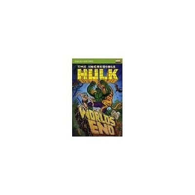 The Incredible Hulk: Worlds End, 1846530725, New Book