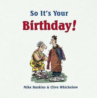 So It's Your Birthday (So You're ...), 1840247282, New Book