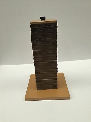 New Cardboard Cat Scratching Post + Refill Free Postage and Packaging
