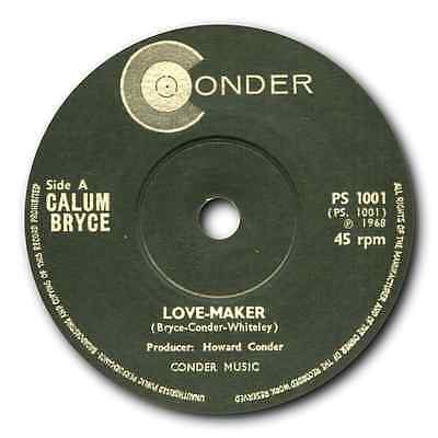 "Calum Bryce -""love Maker"" Top Mod Number - Hear Both Sides"