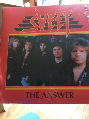 """SWEET """"The Answer"""" In Vinyl"""