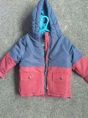 Brand New Coat Size 2 Years