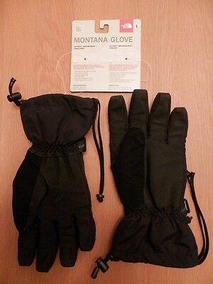 THE NORTH FACE Montana Men's Ski / Snowboard Gloves - Black / Large