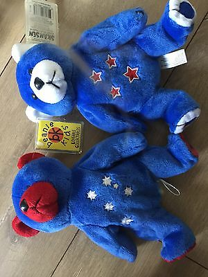 Beanie Kids - Brewt And Banjo The Bear