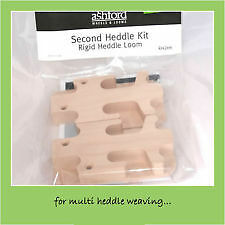 Ashford second rigid heddle kit