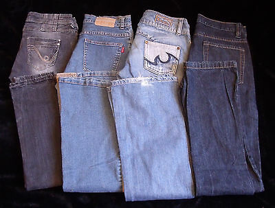 LOT 4 Jeans Femme - Taille 38
