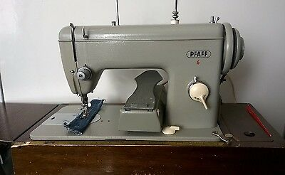 Pfaff 6 Semi Industrial heavy duty Sewing machine