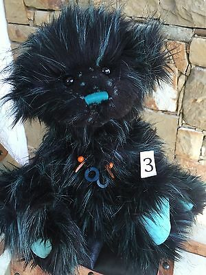 Razzle Dazzle  Collectable Charlie Bears Fully Jointed 43cm Plush Teddy Bear