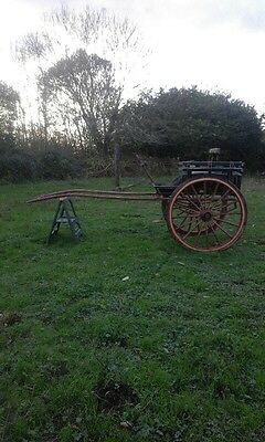 Horse Drawn Cart - Excellent Condition