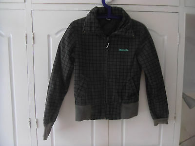 Bench Boys/girls Zippered Jacket Size 30Ins Chest Used