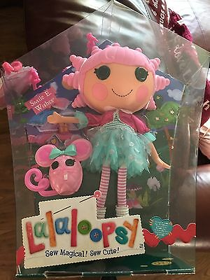 Lalaloopsy Doll Smile E Wishes
