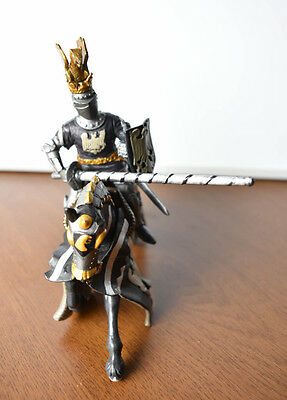 Papo 2011 Knight & Horse figure / Toy figure 4""