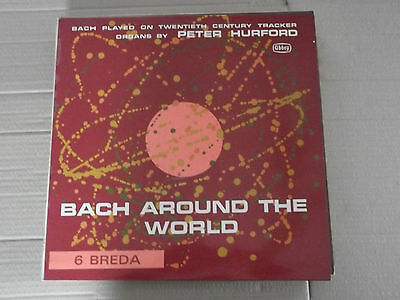 BACH AROUND THE WORLD No 6 sacramentskerk, breda - HURFORD LP PHB 676 abbey