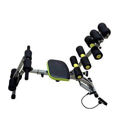 Home Exercise 6 In1 Ab Fitness Equipment Wonder Machine Core Gym Workout Trainer