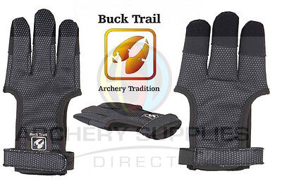 Buck Trail Synthetic Full Palm Lightweight Archery Glove