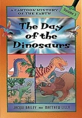 The Day of the Dinosaurs (Cartoon History), 0713654511, New Book