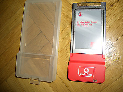 Vodafone Mobile 3G/gprs Data Card Gt Quad Umts Qualcomm Cdma