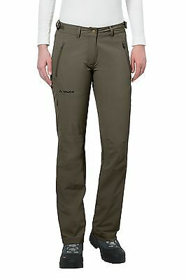 Vaude Farley Stretch II women's hiking trousers Size L Measured £70rrp New