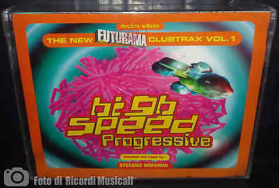 MC HIGH SPEED PROGRESSIVE (1996) Doppia Musicassetta Progressive By Stefano Nofe