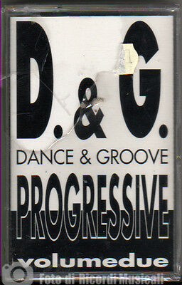 D & G Dance & Groove Progressive Volume Due 2  Mc Nuova