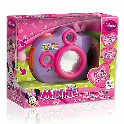 Disney Minnie Mouse Toy Camera. Great Xmas Gift!!!!!!!! Brand New