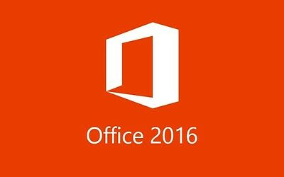 Microsoft Office Professional Plus 2016 DVD  Sealed & guaranteed Authentic 1 PC