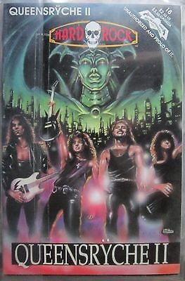 Queensryche - Hard Rock Comics Issue #18 - 1993 Queensryche II - First Printing