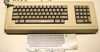 Rare Apple Lisa Keyboard A6MB101 w/ original pull-out Great for Apple Collectors