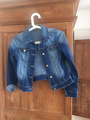 Zara Girls Denim Jacket