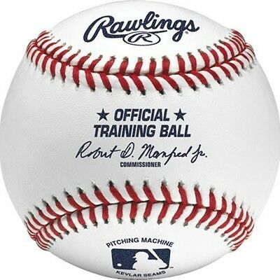 Rawlings ROPM Flat seam - Kevlar Stitch Leather Cover ( Pack of 12 )