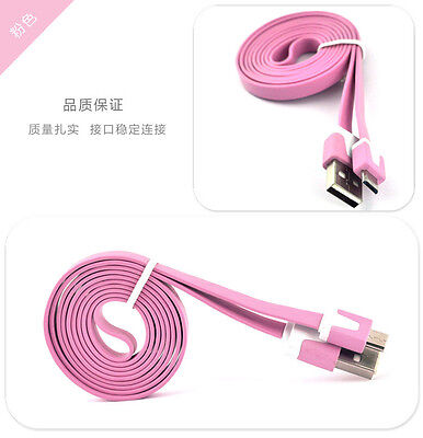 3FT USB to Micro Data Sync Charging Cable Cord for your phone/PDA/tablet/gift
