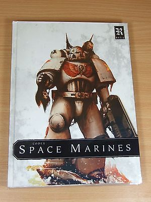 Limited Edition Space Marines Codex White Scars 6Th Edition Mint Condition
