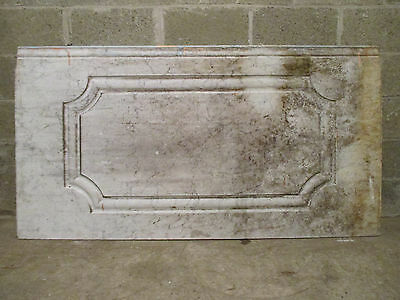 ~ Antique Marble Paneling 64 Inches By 34 Tall ~ Architectural Salvage ~