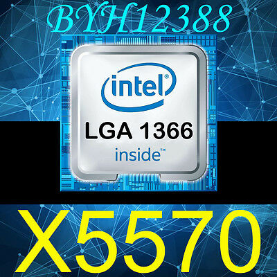 Intel Xeon X5570 SLBF3 LGA 1366 2.93 GHz 6.4 GT/s Quad-Core CPU Processor