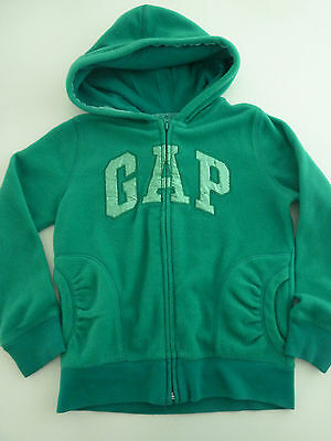 Girl's Gap Hoodie Emerald Green 8-9 Years