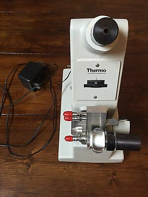 Thermo Electron Abbe Benchtop Refractometer