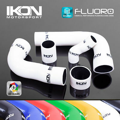 Ford Focus   RS Mk2   Silicone Hose   Boost Turbo   White Red Yellow Blue & More