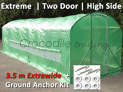 Extreme Poly Tunnel Polytunnel Pollytunnel Polly Tunnel Greenhouse Green House