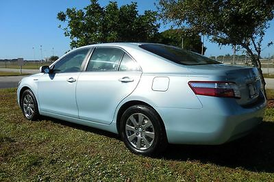 2009 Toyota Camry GORGEOUS FLORIDA CAR!! RARE WHEELS~WARRANTY~ RECORDS~NON SMOKER~NAVIGATION~LEATHER~SUNROOF~10 11 12