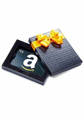 Amazon Gift Card $350 In The Box One Day Shipping!!