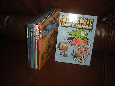 Kid Paddle - Lot De 6 Tomes
