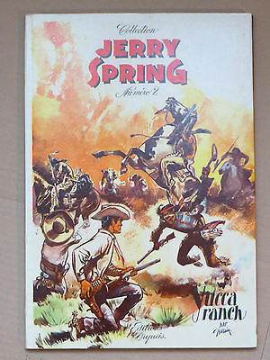"""JERRY SPRING N° 2 """" Yucca Ranch """" 1956 EO Fr JIJE  NEUF"""