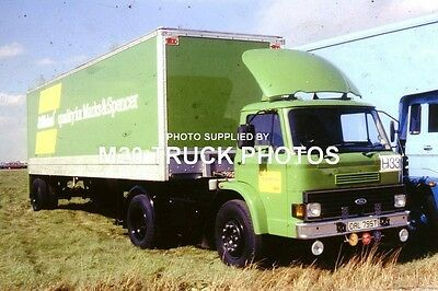 M20 Truck Photos - Ford - Marks & Spencer.