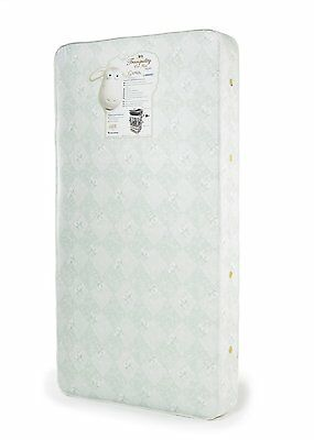 Serta Tranquility Eco Firm Baby Crib And Toddler Mattress